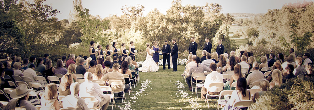 Gold Hill Gardens Your Ceremony Header